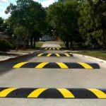 Speed Bumps Keep Out the Tourists