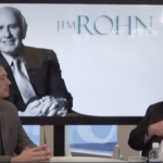 Sharing Jim Rohn Ideas and Stories with SUCCESS live