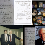 Jim Rohn's Gift, a Cherished Possession 14 years Ago Today